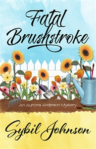 Cover of Fatal Brushstroke